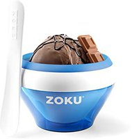 Zoku Ice Cream Maker blau