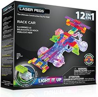 Laser Pegs Indycar 12 in 1