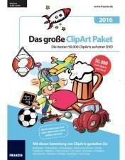 Franzis Das große ClipArt Paket 2016 (Win) (Box)