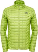 The North Face Herren Thermoball Jacke Macaw Green / Macaw Green Cirrus Print