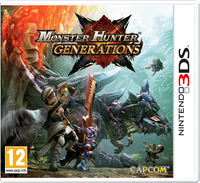 Monster Hunter: Generations (3DS)