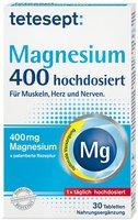 Tetesept Magnesium 400 hochdosiert Filmtabletten (30 Stk.)