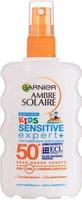 Garnier Ambre Solaire Kids Sensitive expert+ Spray SPF 50+ (200ml)