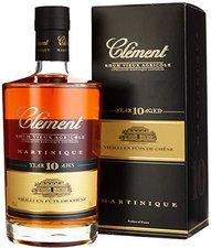 Clément 10 Jahre Rum Vieux Agricole 0,7l 42%