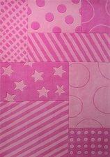 Esprit Home Stars and Stripes rosa (170x240cm)