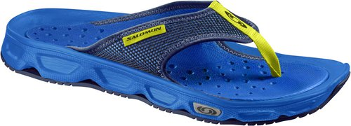 Salomon RX Break bright blue/union blue/gecko green