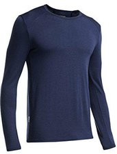 Icebreaker Tech Top Long Sleeve Men admiral
