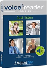 Linguatec Voice Reader Home 15 (Monica) (ES) (Win)