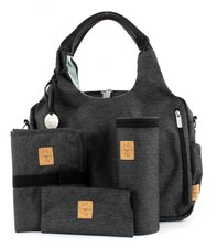 Lässig Green Label Global Bag Ecoya Anthracite