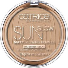 Catrice Sun Glow Matt Bronzing Powder 010 Medium Bronze (10g)