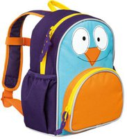 Lässig 4Kids Mini Backpack Update Wildlife Birdie
