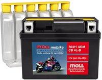 MOLL Mobike AGM 12V 14Ah 81600