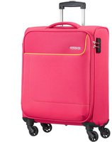 American Tourister Funshine Spinner 55 cm bright pink
