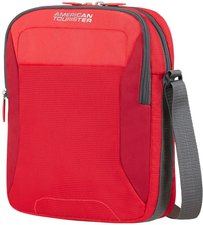 American Tourister Road Quest Crossover Bag solid red