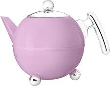 Bredemeijer Teekanne Duet Bella Ronde 1,2 l matt, rosa