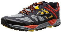 Brooks Cascadia 11  river rock/cherry tomato/spect