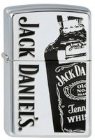Zippo 2000789 Jack Daniel's Bottle Nr.250