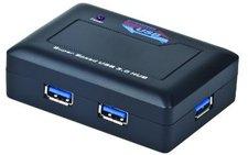 Gembird 4 Port USB 3.0 Hub (UHB-C344)