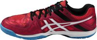 Asics Gel-Court Control fiery red/white/black