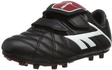 Hi-Tec League Pro Moulded EZ Jr black/white/red