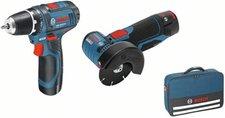 Bosch GWS 10,8-76 V-EC + GSR 10,8-2-LI