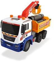Dickie Air Pump Utility Truck