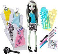 Monster High Frankie Dress Designer Doll (DNM27)