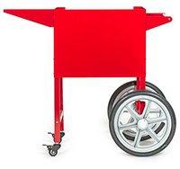 Pajoma Wagen für Popcornmaschine, rot
