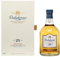 Dalwhinnie Natural Cask Strength 25 Years Limited Release 2015 0,7l 48,8%
