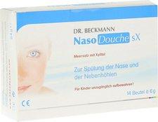 Dr. Beckmann NasoDouche sX Salzbeutel (14 Stk.)