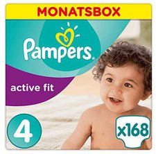 Pampers Active Fit Gr. 5 (11-25 kg) 136 St