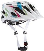 Alpina Eyewear Firebird 2.0 white-silver flags