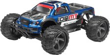 Maverick Monster Truck Karosserie mit Decals, blau lackiert Ion MT (MV28068)