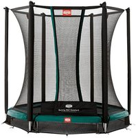 Berg Toys Trampolin InGround Talent 180 cm mit Sicherheitsnetz Comfort