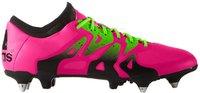 Adidas X15.1 SG Men shock pink/solar green/core black