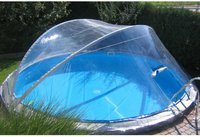 Summer Fun Cabrio Dome Pool-Abdeckung 525 x 320 cm