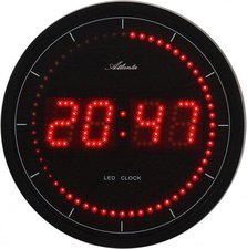 Atlanta by Paragon LED-Wanduhr (4212)