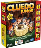 Hasbro Cluedo Junior (spanisch)