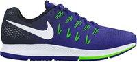 Nike Air Zoom Pegasus 33 white/black/concord/electric green