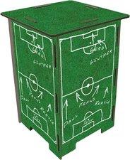 Werkhaus Photohocker  Fußball Spielaufstellung  (SH 8137)