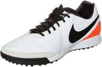Nike Tiempo Mystic V TF Men white/black/total orange