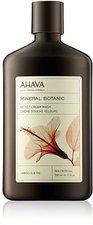 Ahava Mineral Botanic Velvet Cream Wash Hibiskus Feige Showergel (500ml)