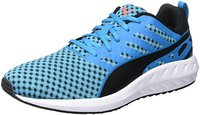 Puma Flare atomic blue/black/white/red blast