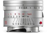 Leica Summarit-M 35mm f2.4 ASPH. (silber)