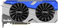 Palit / XpertVision GeForce GTX 1080 GameRock Premium Edition 8192MB GDDR5X