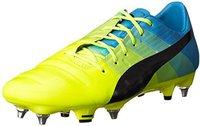 Puma evoPOWER 1.3 Mixed SG safety yellow/black/atomic blue