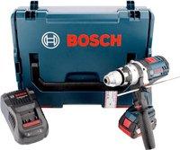 Bosch GSR 18 VE-2-LI Professional 2 x 6,0 Ah + L-Boxx (0 601 865 300)