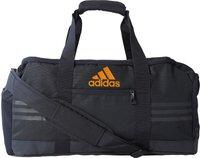Adidas 3S Performance Teambag S dark grey/dark grey/eqt orange