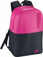 Adidas Versatile Block Backpack shock pink/dark grey/shock pink