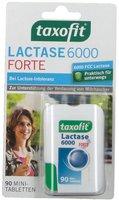 Taxofit Lactase 6.000 forte Mini-Tabletten (90 Stk.)